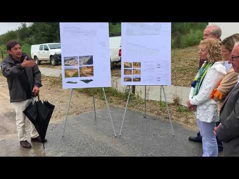 Presentación de la segunda fase de regeneración del Alto del Cuco