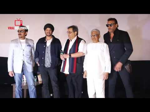 UNCUT - Re-launch Of The Iconic New Excelsior Cinema | Anil Kapoor, Gulshan Grover, Subhash Ghai