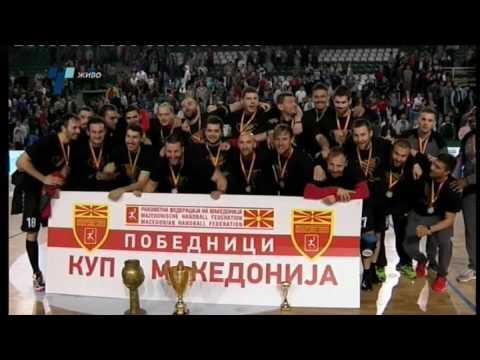Вардар победник во ракометниот куп на Македонија