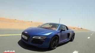 Audi R8 V10 Plus 2014 + اودي ار8 في10