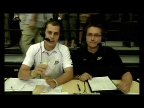 Robby Donoho - Big Ten Network Play-by-Play/Color Commentator Reel