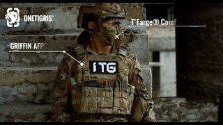 OneTigris GRIFFIN AFPC Airsoft Vest/T'Farge® Comfort Airsoft Mask