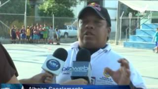 Escuela de iniciación deportiva forma futuros basquetbolistas en la Comuna 8 de Cali