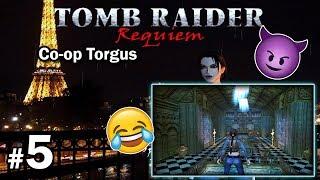 """[TRLE] Tomb Raider Requiem - Co-Op Torgus - LvL2 [1/4] - """"Czaszka zatyczka"""""""