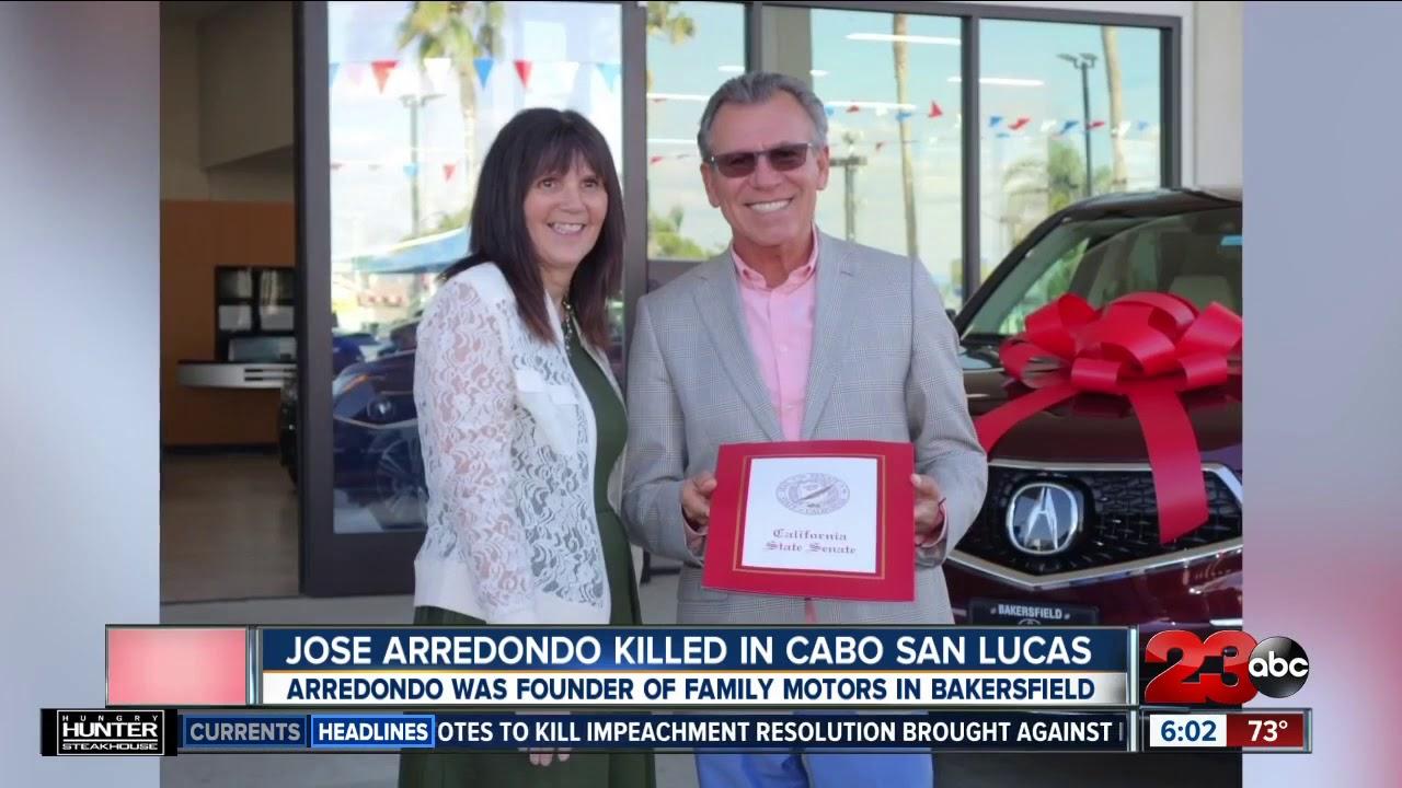 Family Motors Bakersfield >> Jose Arredondo Death Investigation Continues