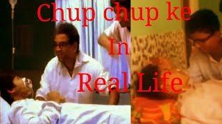 chup chup ke all comedy scenes