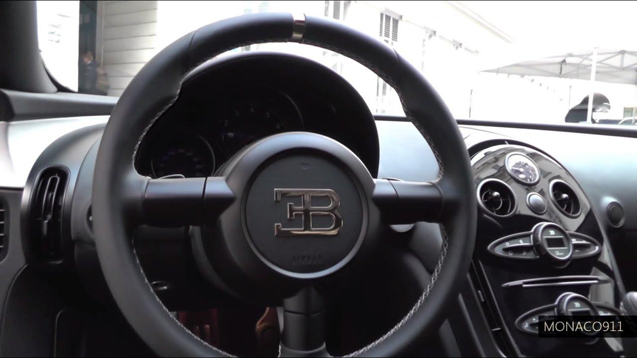 inside bugatti veyron vitesse lang lang edition 1 of 1. Black Bedroom Furniture Sets. Home Design Ideas