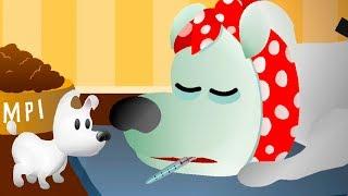 ПЕСИК МИМПИ #5 Финал. Концовка Приключений маленькой собачки Mimpi. Кид во сне мультяшной собачки
