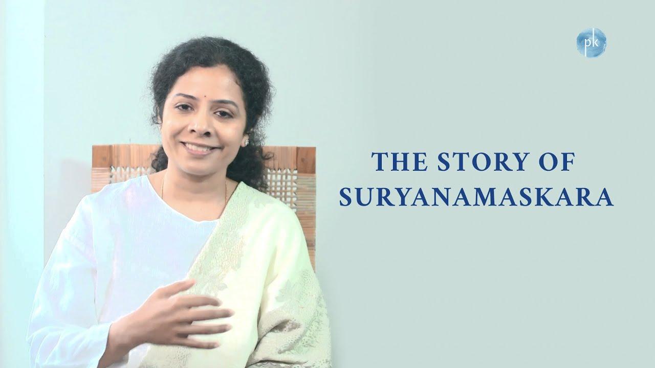 Sun Salutation Origin Surya Namaskar History   Fit Aarogya
