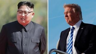 President Trump promises new approach to North Korea