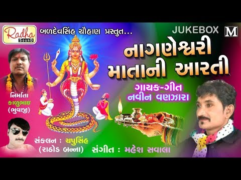 Nagneshwari Matani Aarti | Gujarati Devotional Song | Navin Vanzara | Full Video