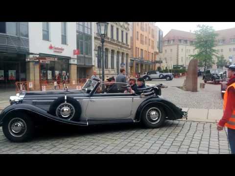 2016 05 28 Horch Club Treffen Zwickau