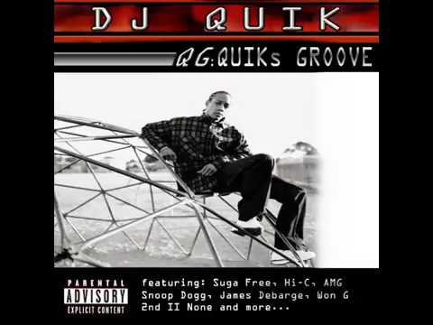 DJ Quik - Quik's Groove (Full album) (Rare & Unreleased)