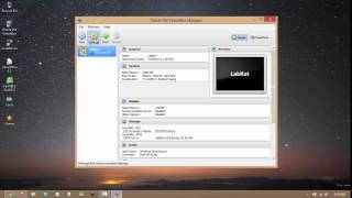 How to set up a virtual machine using VirtualBox
