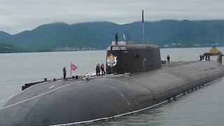 """Специальный репортаж """"Атомный подводный крейсер Томск"""""""