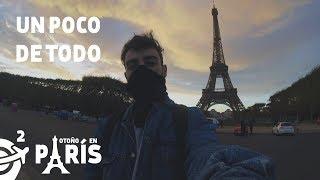 LOUVRE y atardecer en la TORRE EIFFEL - Otoño en París 2/12 | vdeviajar.com