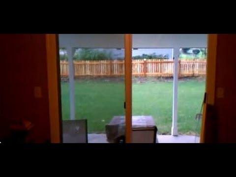 Fix A Sticky Sliding Glass Door Youtube