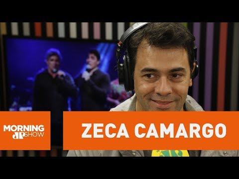 Claudio Sobre Zeca Camargo: Gostaria De Tirar A Limpo