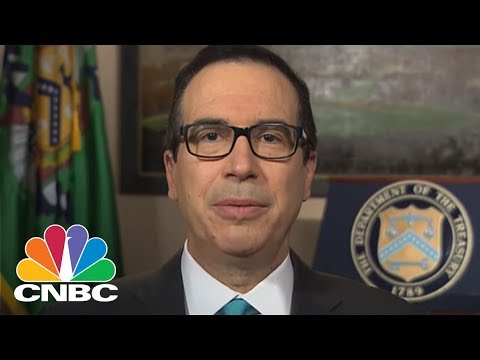 Treasury's Steve Mnuchin: GOP Plan Delivers Middle Income Tax Cuts | CNBC