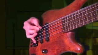 YES - Rhythm of Love [bassline / bass cover]