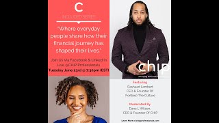 Included Series Episode 2 | Featuring Rashaad Lambert, CEO & Founder of Forbes The Culture