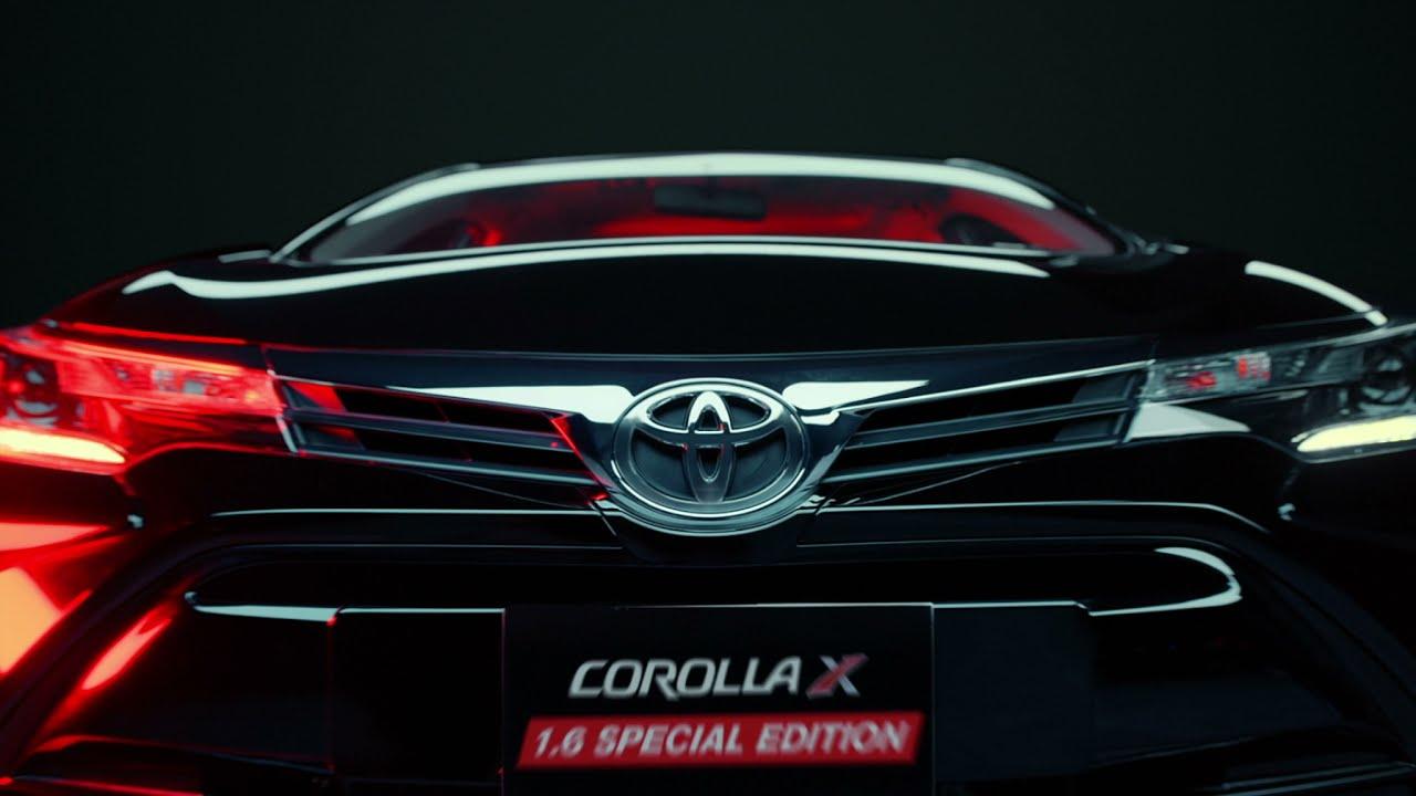 Download Toyota Corolla 1.6 Special Edition - Designed For Desire