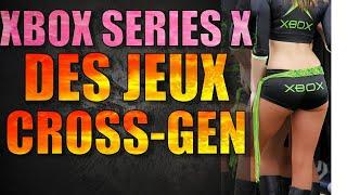 XBOX SERIES X: LES JEUX MICROSOFT SERONT COMPATIBLES AVEC LES ANCIENNES XBOX !!