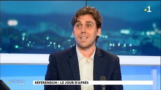 Edition spéciale référendum du 5 novembre 19h