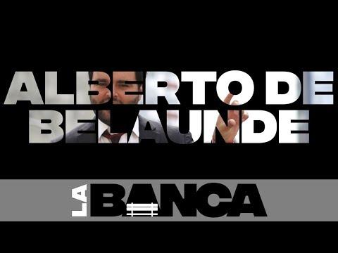 "Alberto de Belaunde ""Mi familia se está enterando de esto ahora"""