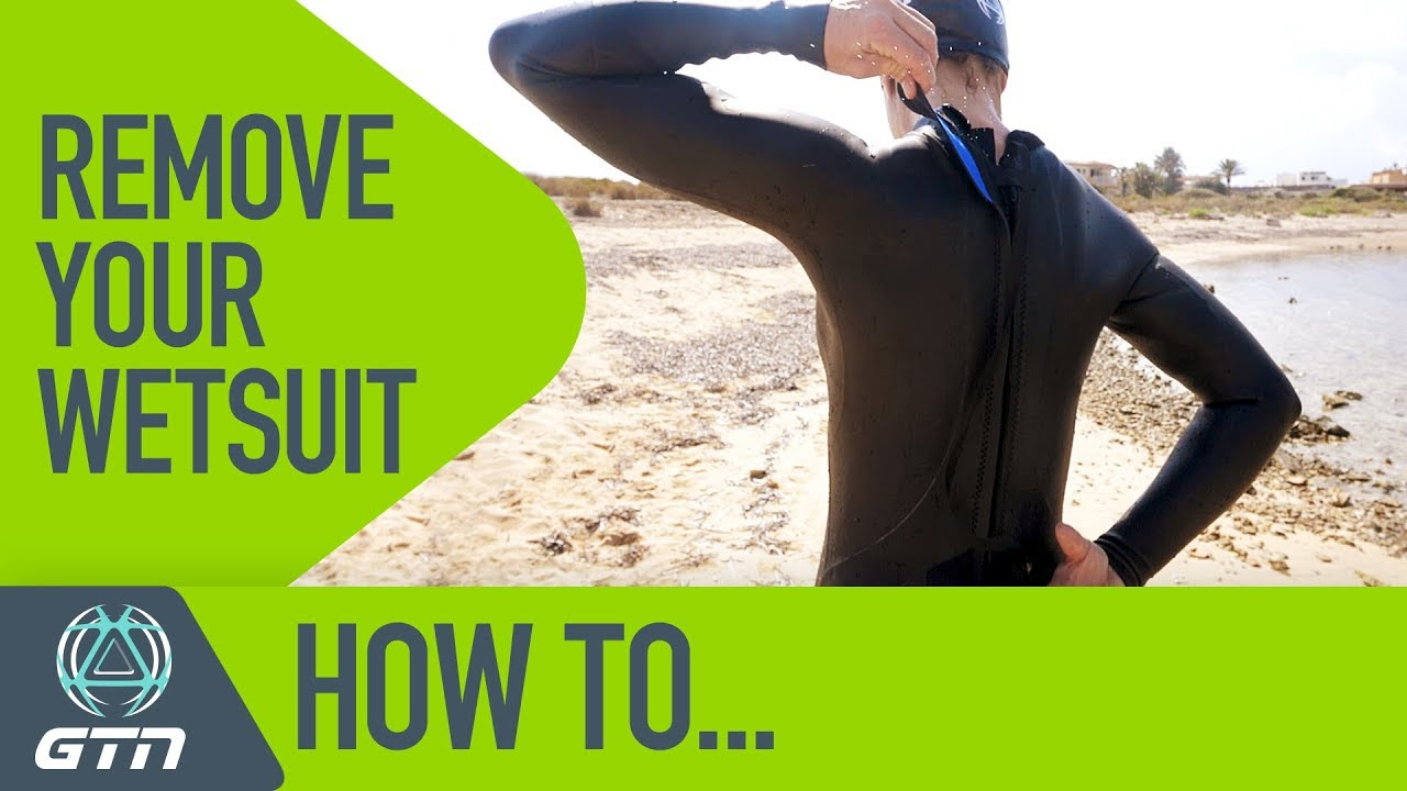 2cd726b312e How To Remove Your Wetsuit Quickly | Improve Your Triathlon Transition Time