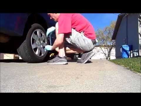 How to Undo That Black Paint Job on Your Rims