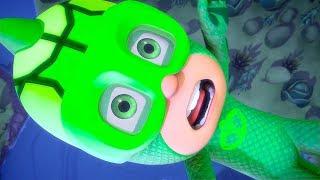 PJ Masks em Português Melhores Momentos! Compilação de episódios | 1 HORA | Desenhos Animados
