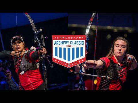 2020 Lancaster Archery Classic | Women's Recurve Finals