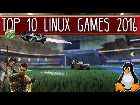 Top 10 Linux Games 2016 | Jakejw93