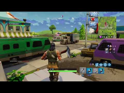 Fortnite Funny Explosive Moments With Scythe Part 3 (Becoming A Terrorist Bush and more)