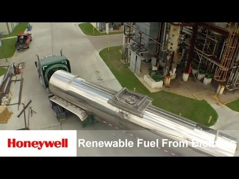Renewable Fuel from Biomass | Renewable Fuel Solutions | Honeywell