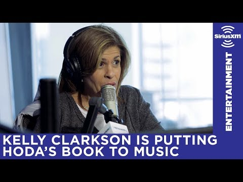 Kelly Clarkson set to put Hoda Kotb's children's book to music