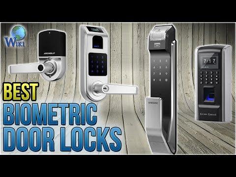 6 Best Biometric Door Locks 2018
