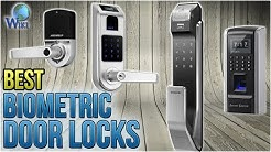 6 Best Biometric Door Locks 2018