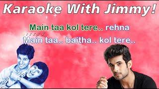 Ishq Bulaava (Hasee Toh Phasee)  Karaoke With Lyrics  Sanam Puri, Vishal-Shekhar