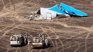 Egypt Russian plane crash: Islamic state group bomb may have caused crash, UK, US officials say