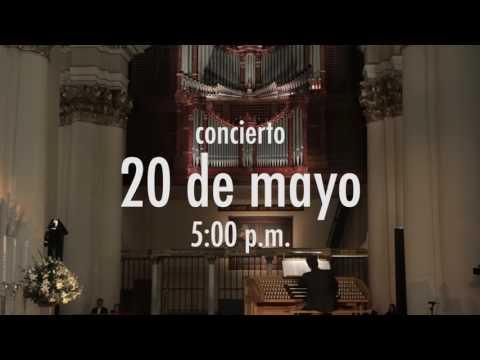 Continúa el ciclo de conciertos 'Bach en Bogotá'
