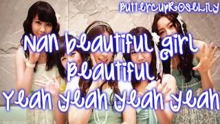 *♥ KARA - Pretty Girl - Lyrics ♥*
