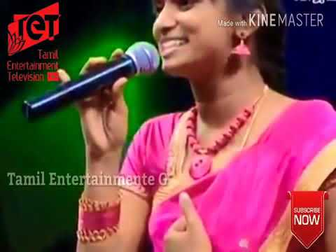 Rajalakshmi New Performance 10.03.2018  Super Singer Song