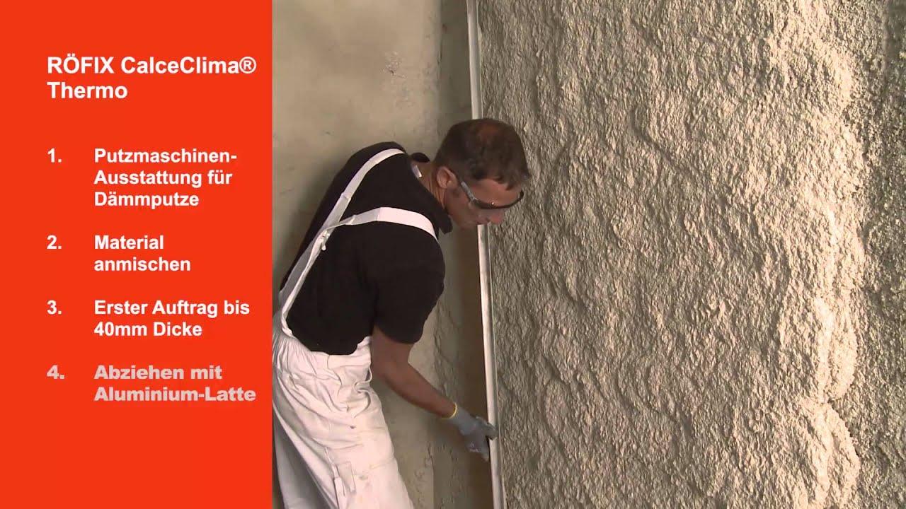 Kalk Rollputz Innen Amazing Wall Master Rollputz Und Streichputz