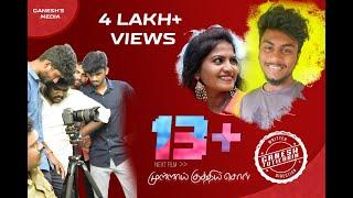 13+ | ShortFilm |  Pragan| Swasthiha|RajaKumari |Subramanian |Arun | Ganesh Tuticorin