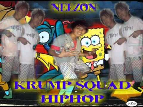 krump squad 2012 clean mix