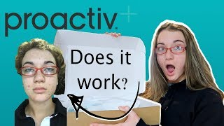 DOES PROACTIV REALLY CURE ACNE? | Jasmine M