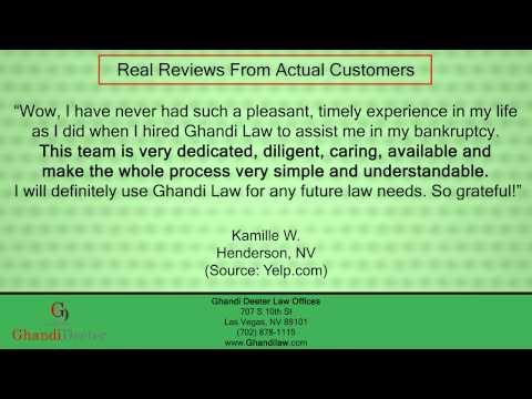 Ghandi Deeter Law Offices - REVIEWS - Las Vegas, NV Lawyer Reviews