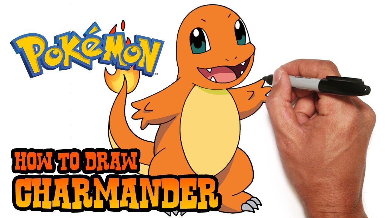 Uncategorized How To Draw Video how to draw charmander pokemon youtube